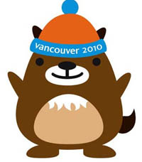 Vancouver Olympics mascot - thumbnail