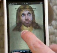 jesus vs ipad