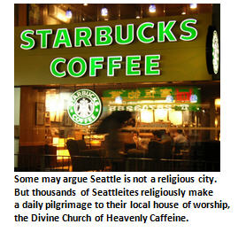 Seattle - Starbucks