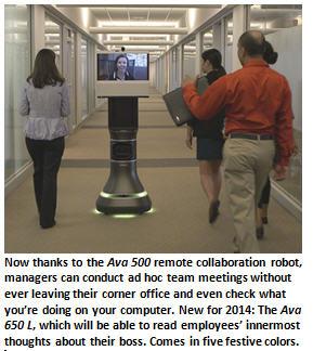 robot bosses - Hallway