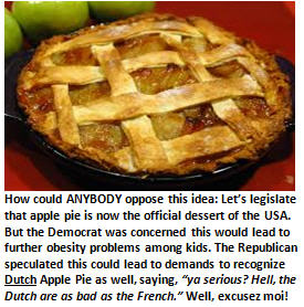 Congress - Apple Pie