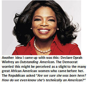 Congress - Oprah