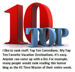 Top Ten - list