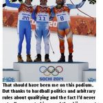 I was snubbed by the U.S. Olympic Ski Team