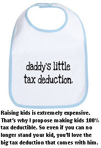 tax deduction - bib