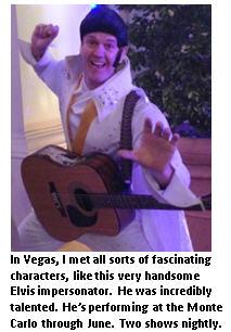 Las Vegas - Elvis