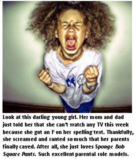 Winning - Whining girl