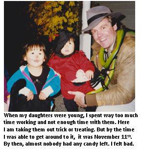Guilty Parent - Halloween