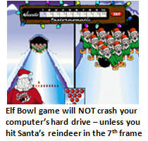 snopes - Elf bowl Virus