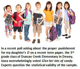 parenting by polling - children