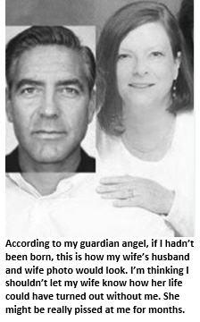 Its a wonderful life - Michele and Georgea
