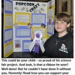 How to Help Your Child With Their Science Fair Project