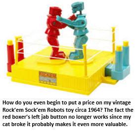 Antiques - Robots