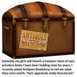 My Treasure Trove Revealed on Antiques Roadshow