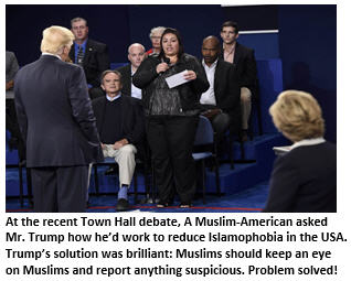 Muslims Report Stuff