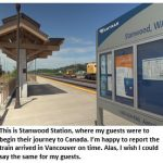 Vancouver? – Ya' Can't Get There from Here