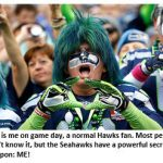 The Seattle Seahawks' Secret Weapon: ME