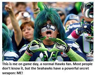The Seattle Seahawks' Secret Weapon: ME