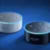"This is the Amazon Echo Dot – about the size of a hockey puck. Just say a command, starting with ""Alexa,"" and it will play music, tell you the news, or even turn on your alarm system. But there is one thing Alexa can't do. She can't drive your car – yet."